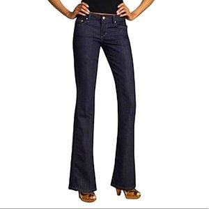 CITIZENS OF HUMANITY // low waist flare jeans